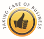 Taking-care-of-business logo